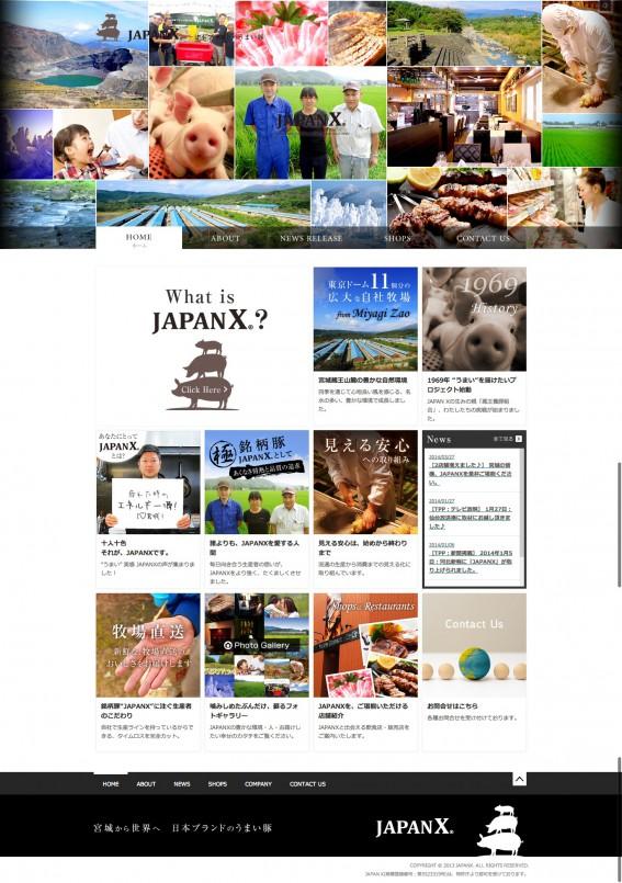 JAPAN X